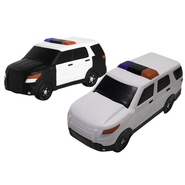 Promotional Police SUV Stress Reliever