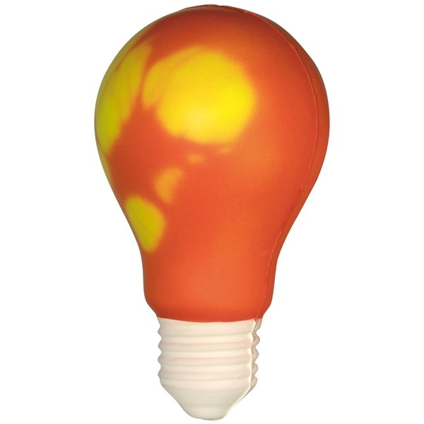 Promotional Mood Light Bulb Stress Reliever
