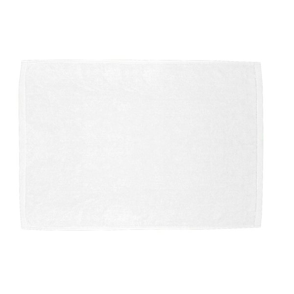 Promotional White Cotton Trainer Sport Towel