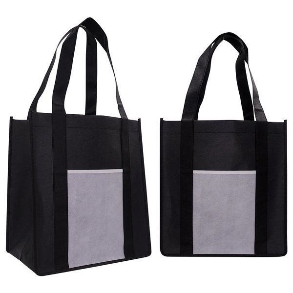 Promotional Vibrant Grocery Tote