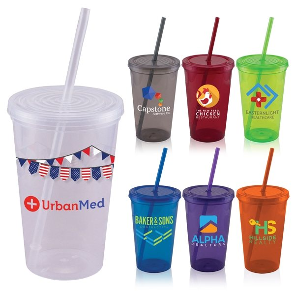 Promotional Core - 20 oz Tumbler - ColorJet