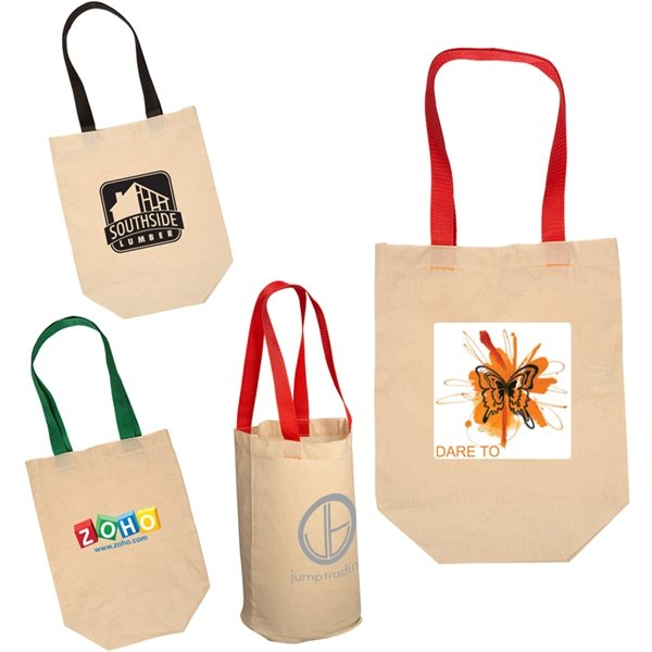 Promotional Errand Mini Cotton Tote