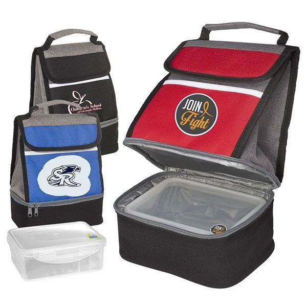 Promotional Replenish Store N Carry Lunch Kit