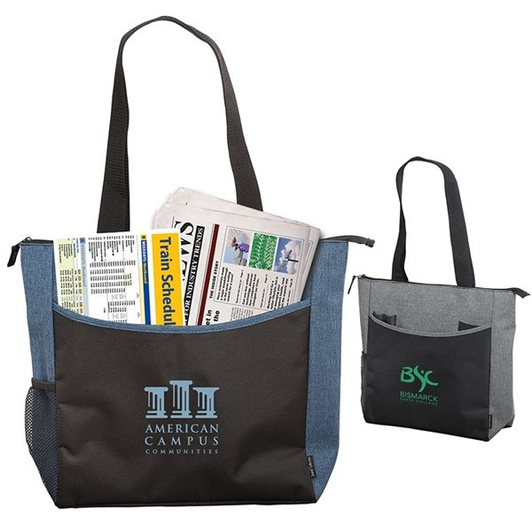 Promotional Strand(TM) Commuter Trade Show Tote