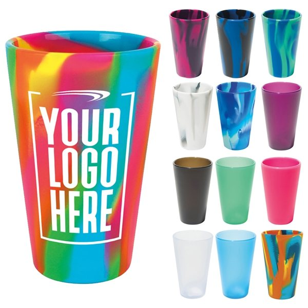 Promotional Straight Up Pint Glass