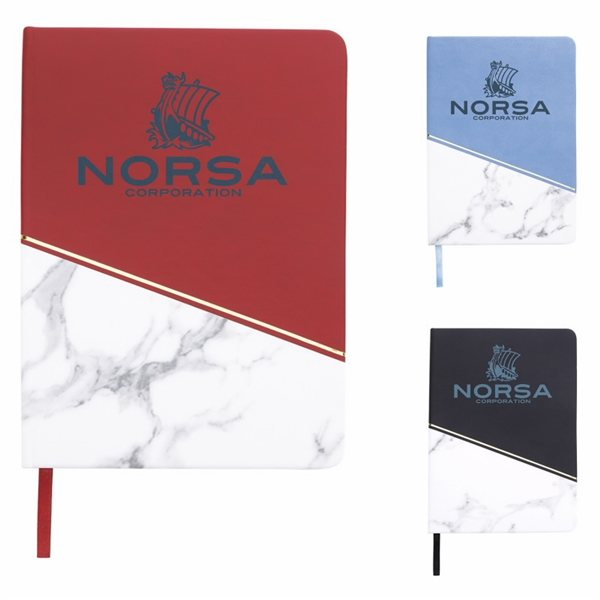 Promotional Classic Marble Journal