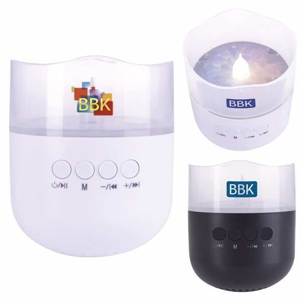 Promotional Candlelight Bluetooth(R) Speaker