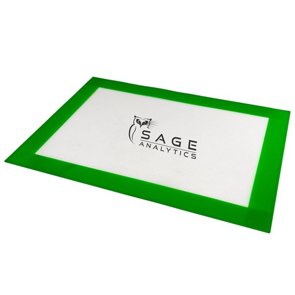 Promotional SILICONE DAB MAT (4 X 3)