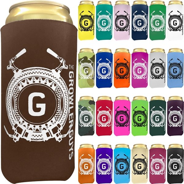 Promotional 32 oz Crowler Coolie