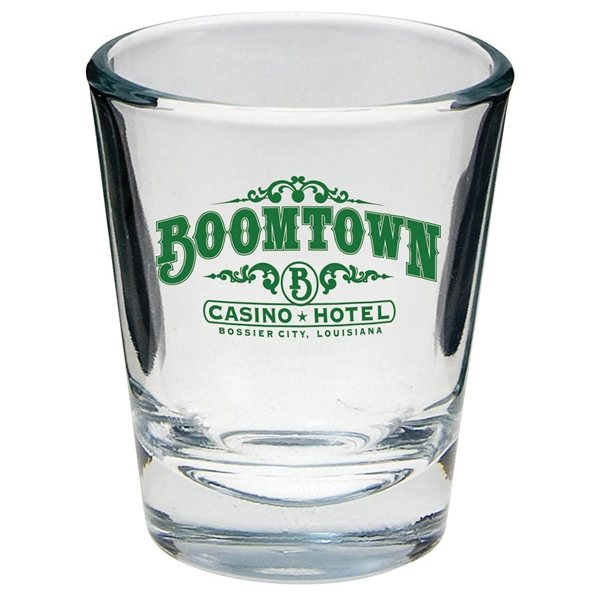 Promotional 1.5 oz Clear Shot Glass