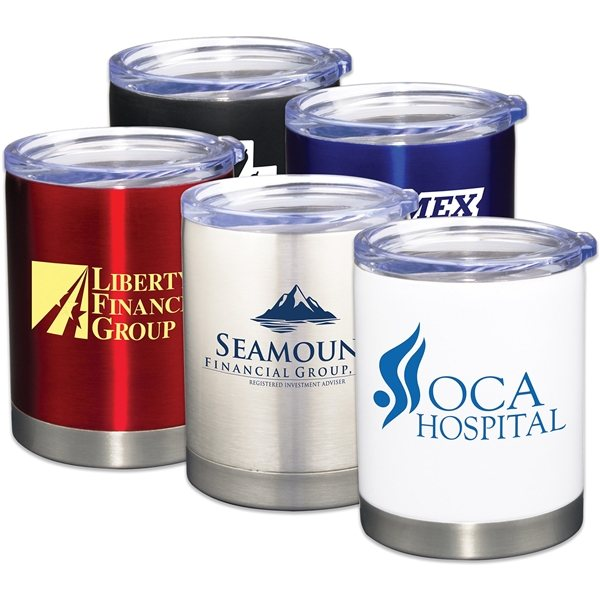 Promotional The Pro 12 oz Double Wall Stainless Steel Travel Cup