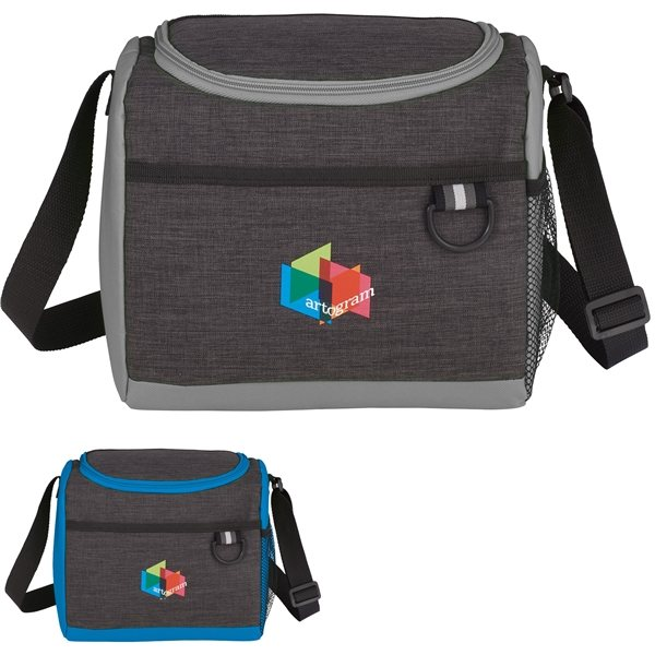 Promotional Glacier 12 Can Lunch Cooler