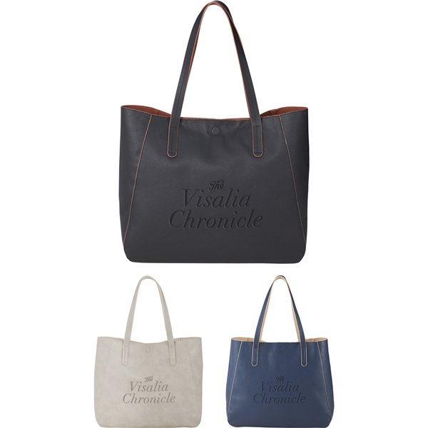 Promotional Brooklyn Pebbled Tote