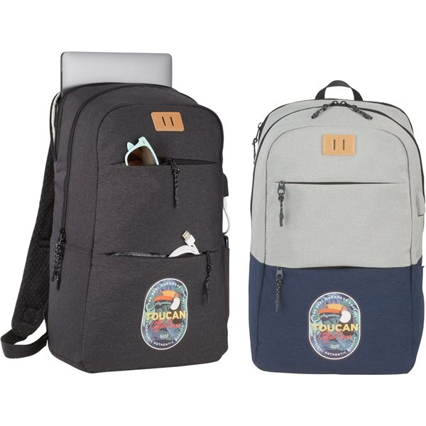 Promotional Linden 15 Computer Backpack