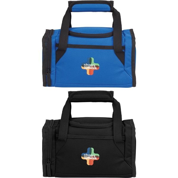 Promotional Duffel Bag 6 Can Lunch Cooler
