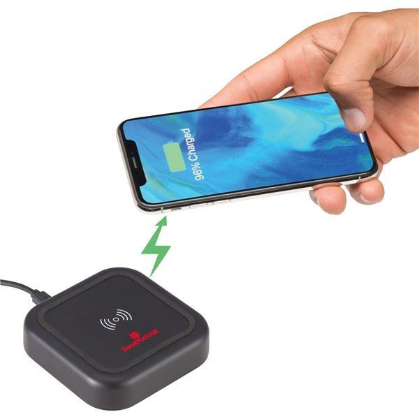 Promotional Coast Bluetooth Speaker Wireless Charging Pad