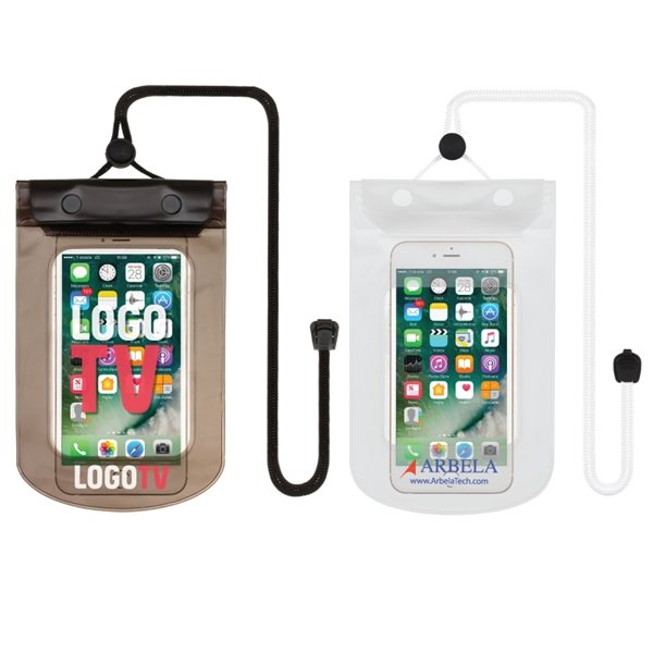 Promotional Waterproof Smartphone Dry Bag Pouch