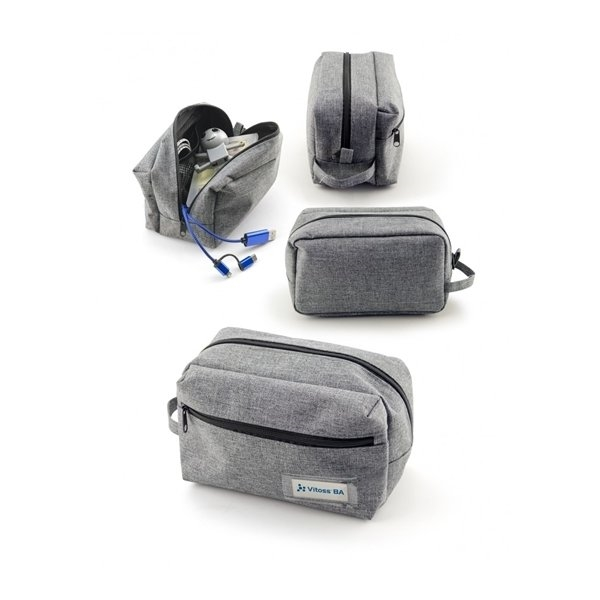 Promotional Tekie Travel Carry All Pouch