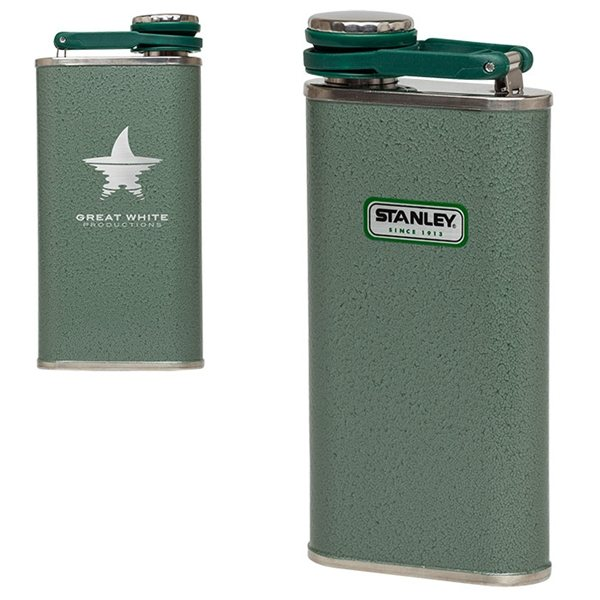 Promotional Stanley(R) 8 oz Classic Flask