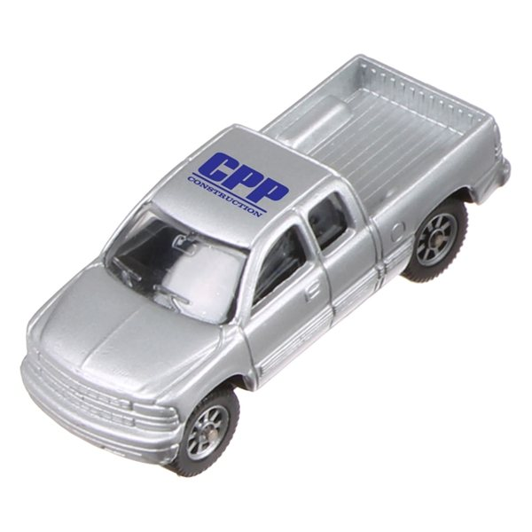 Promotional Metal Die Cast Chevorlet Silverado