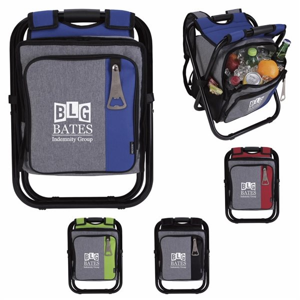 Promotional KOOZIE(R) Backpack Cooler Chair
