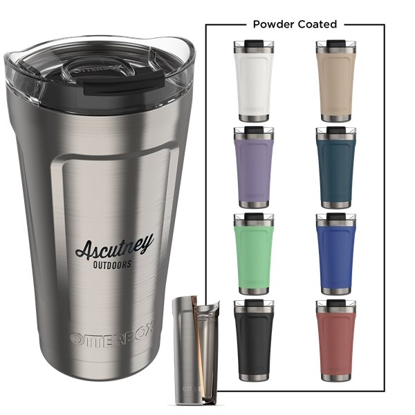 Promotional OtterBox Elevation 16 oz Stainless Tumbler