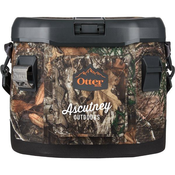 Promotional OtterBox Trooper Realtree Edge Camo 20 Qt Cooler