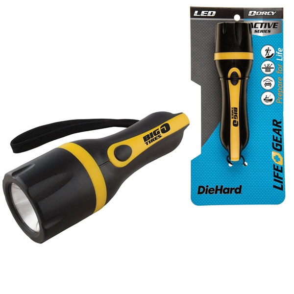Promotional 330 Lumen Dorcy LED Flashlight