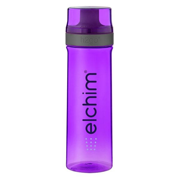 Promotional 25 oz H2go Axis - Purple