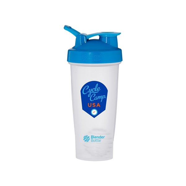 Promotional 28 oz Blender Bottle Classic - Cyan