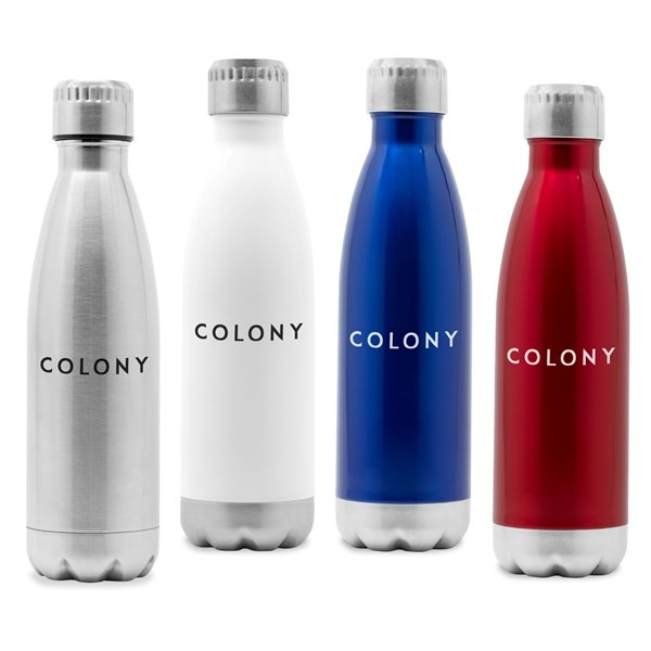 Promotional Stainless Steel 17 oz Vacuum Sealed Tumbler