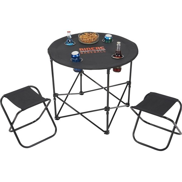 Promotional Game Day Table and Chairs Set
