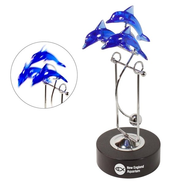 Promotional Swinging Dolphins