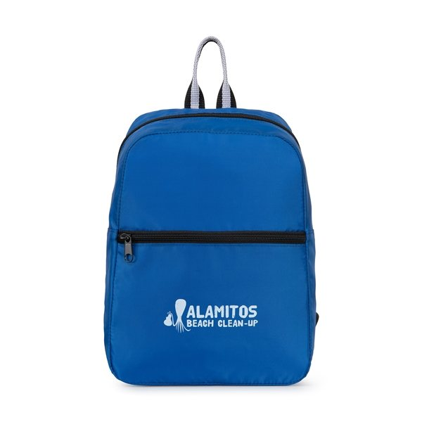 Promotional Moto Mini Backpack - Royal Blue
