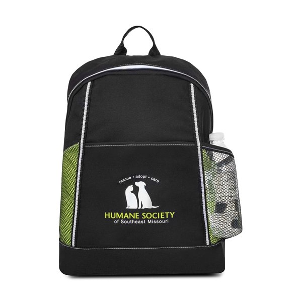 Promotional Champion Backpack - Apple Green