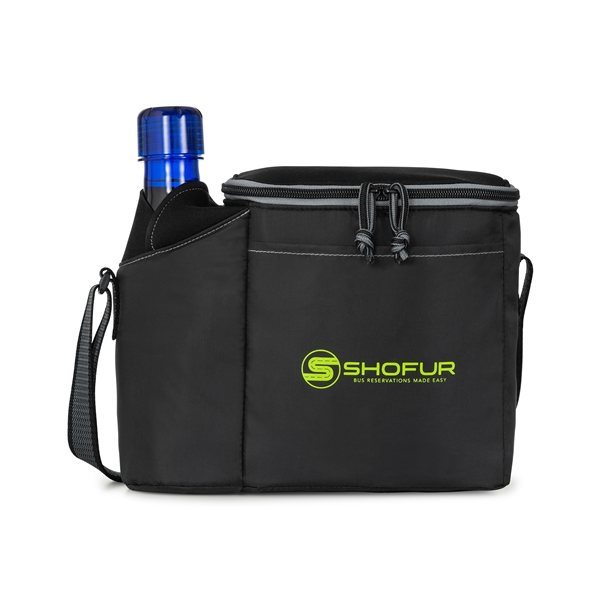 Promotional Nico Box Cooler - Black