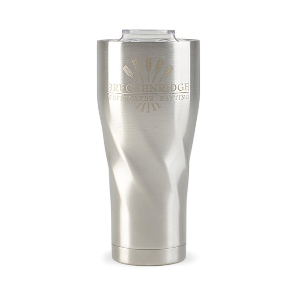 Promotional Apollo Double Wall Stainless Tumbler - 30 oz - Stainless Steel