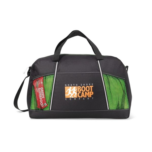 Promotional Champion Sport Bag - Apple Green