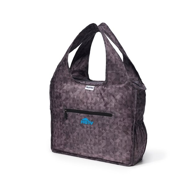 Promotional RuMe(R) Polyester All - Echo Tote Bag