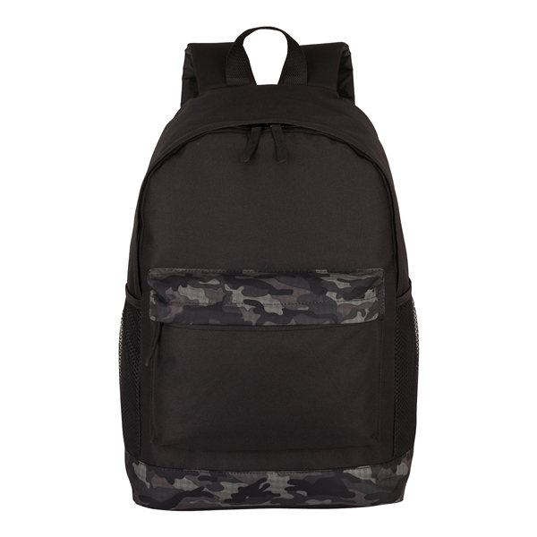 Promotional Garrison Camo Backpack