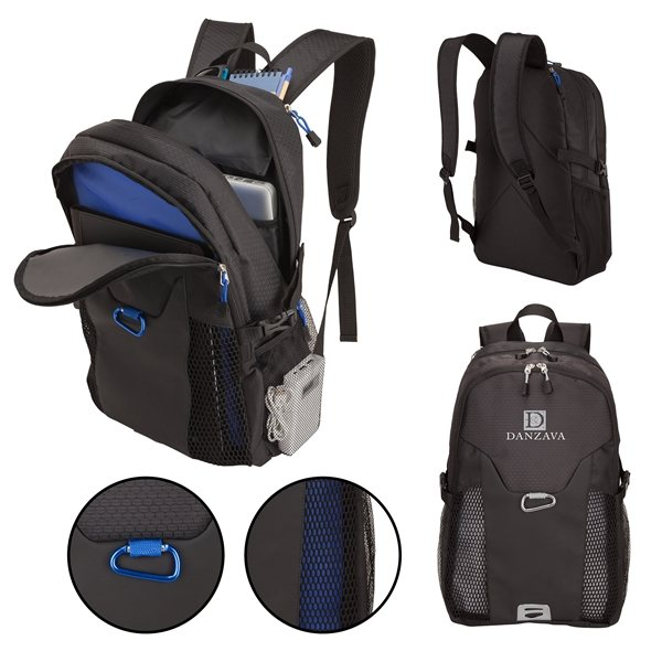 Promotional Eclipse School Backpack