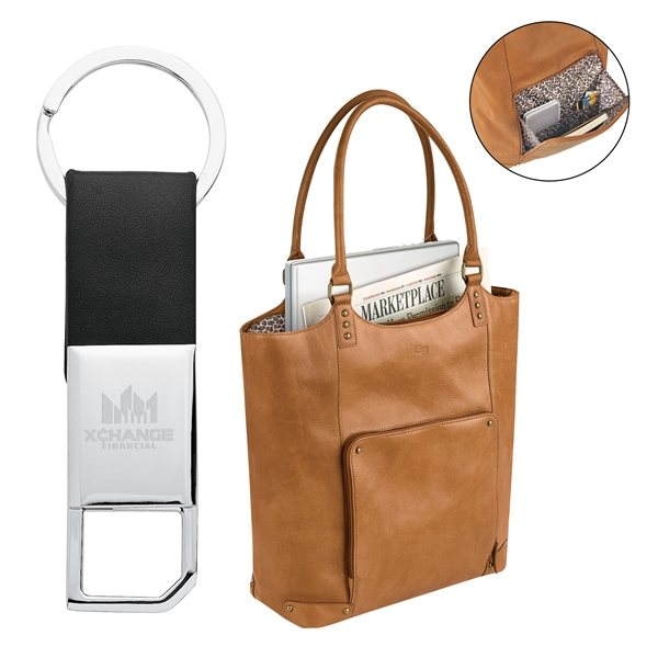 Promotional Solo(R) Vestry Bucket Tote