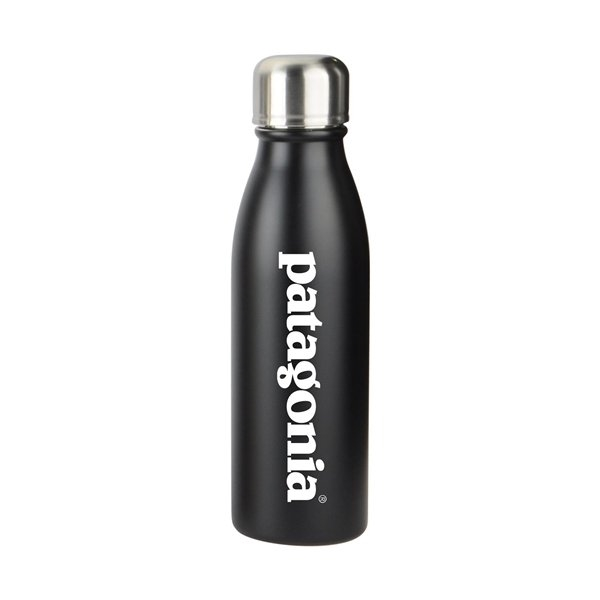 Promotional 20 oz Stainless Steel Cola Bottle