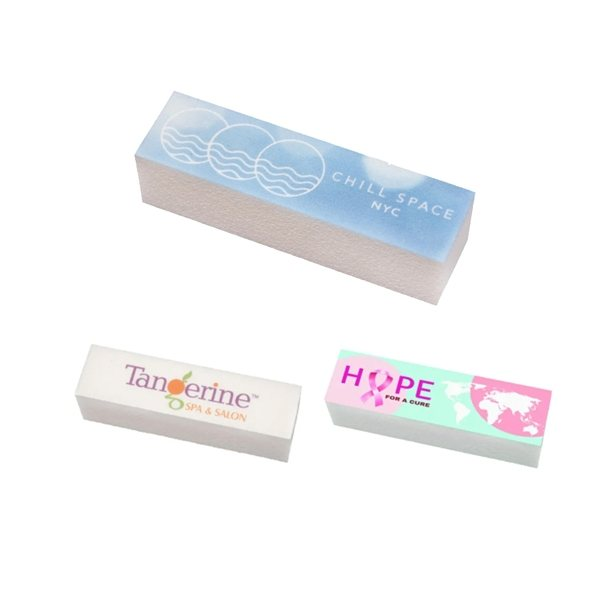Promotional 4- Sided Nail Block