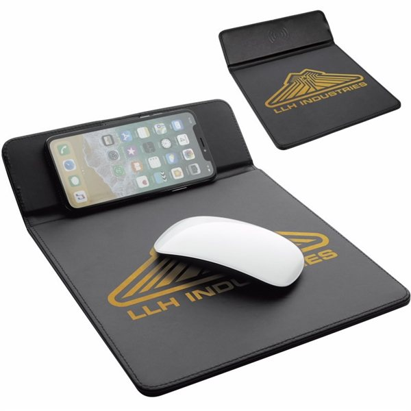 Promotional Wireless Charging Mouse Pad