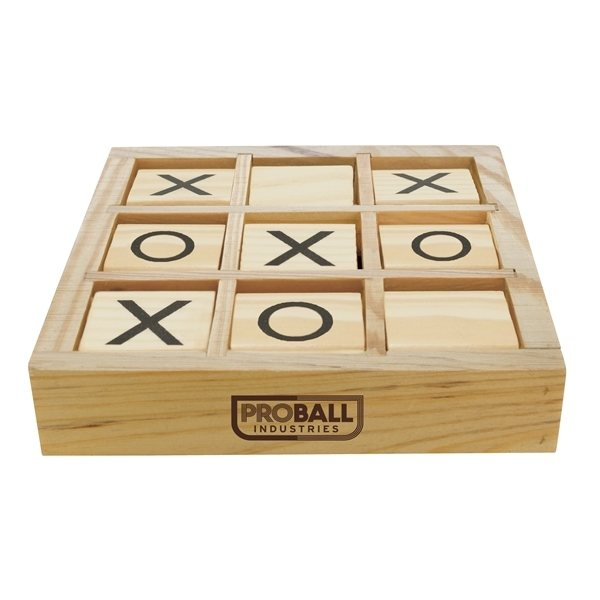 Promotional Tic - Tac - Toe Desktop Game