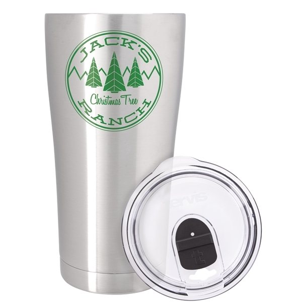 Promotional Tervis(R) Stainless Steel Tumbler - 20 oz.