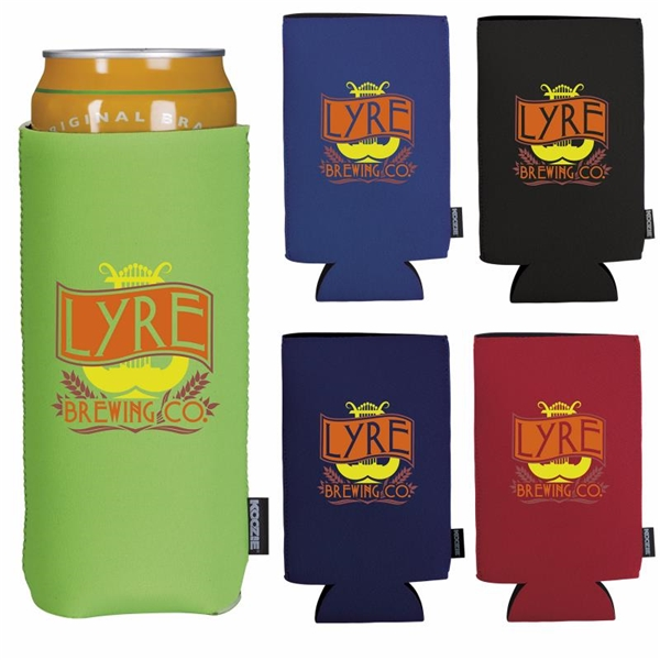Promotional Koozie(R) Giant Collapsible Neoprene Can Kooler