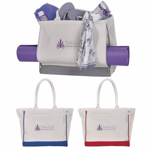 Promotional Yoga Retreat Cotton Tote