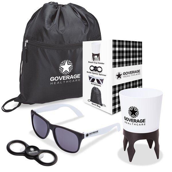 Promotional Orchard 4- Piece Picnic Gift Set